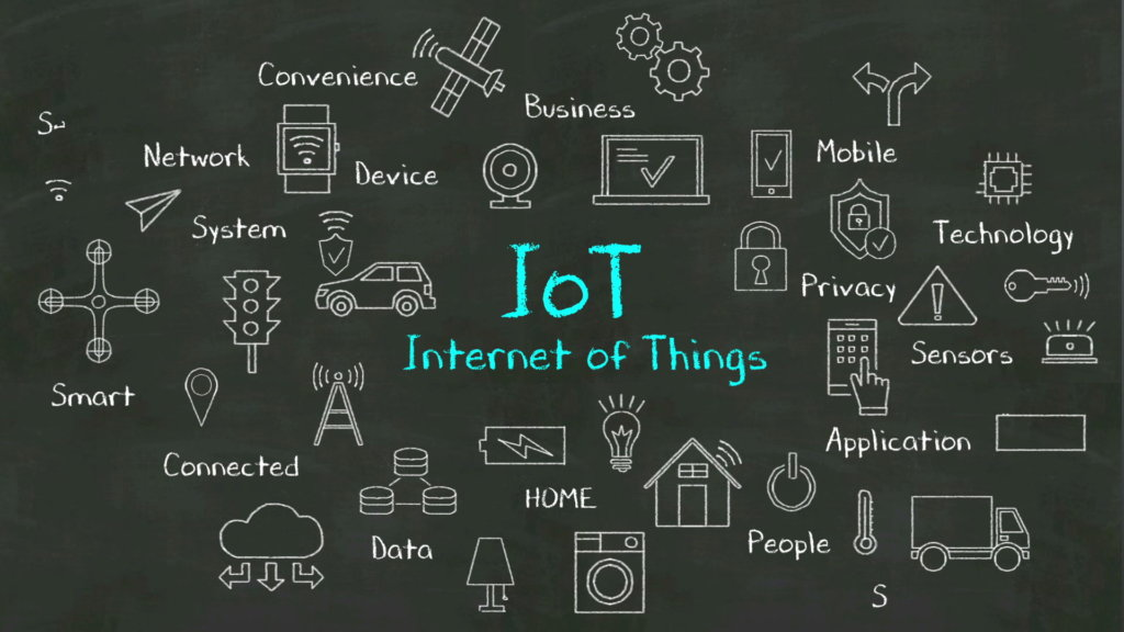 DHS IOT (Internet of Things)