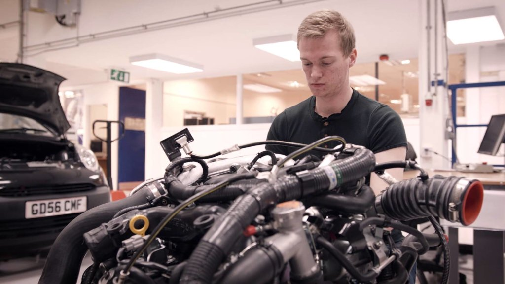 DHS Mechanical AutoMobile