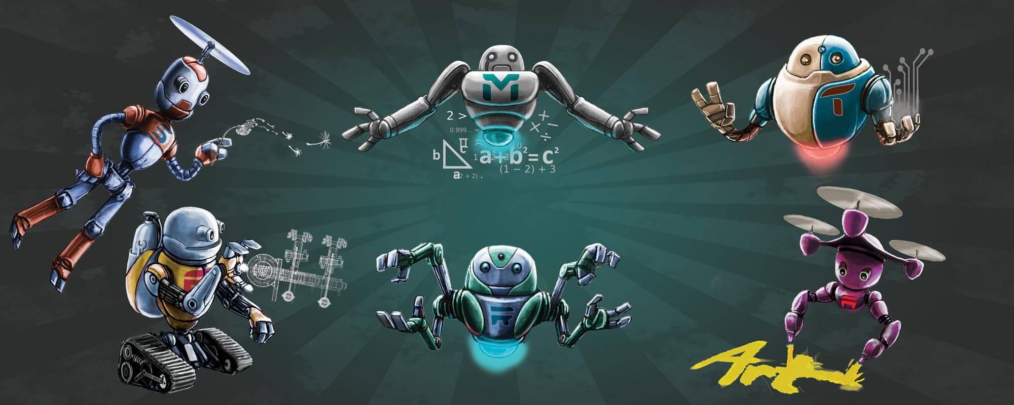 dhs java robotics projects
