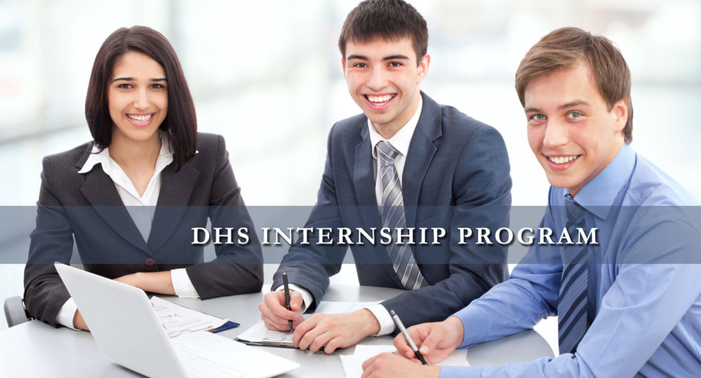 dhs internship