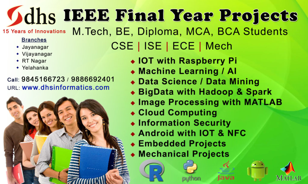 IEEE BE/B-Tech projects | IEEE BE/B-Tech CSE projects Bangalore |